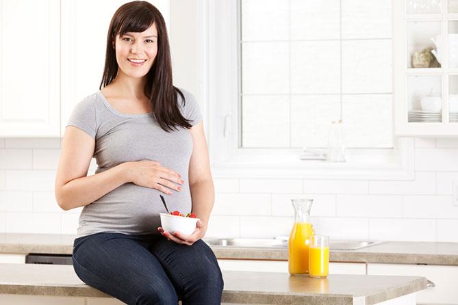 Pregnancy Cravings Make Them Healthy Cravings! Part 1