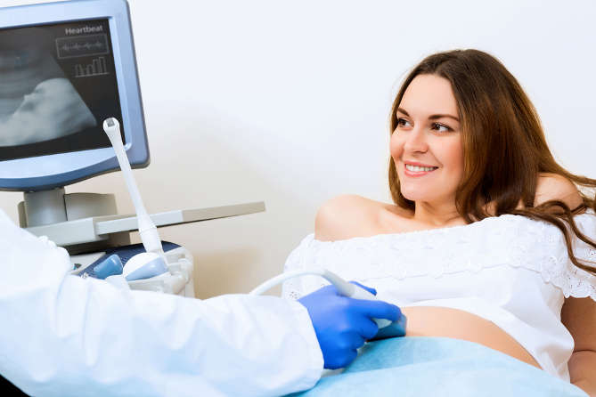 Ultrasounds in Victorville | Obstetrics & Gynecology with Dr. Reza Ahmadinia