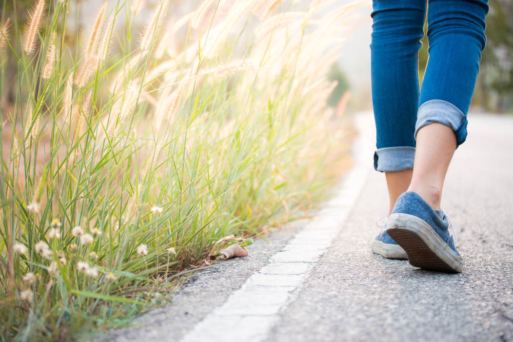 Celebrate National Walking Day on April 7th, 2021
